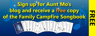 Sing up for the blog and get the family campfire songbook free