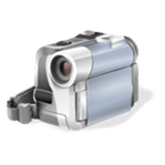 a video camera