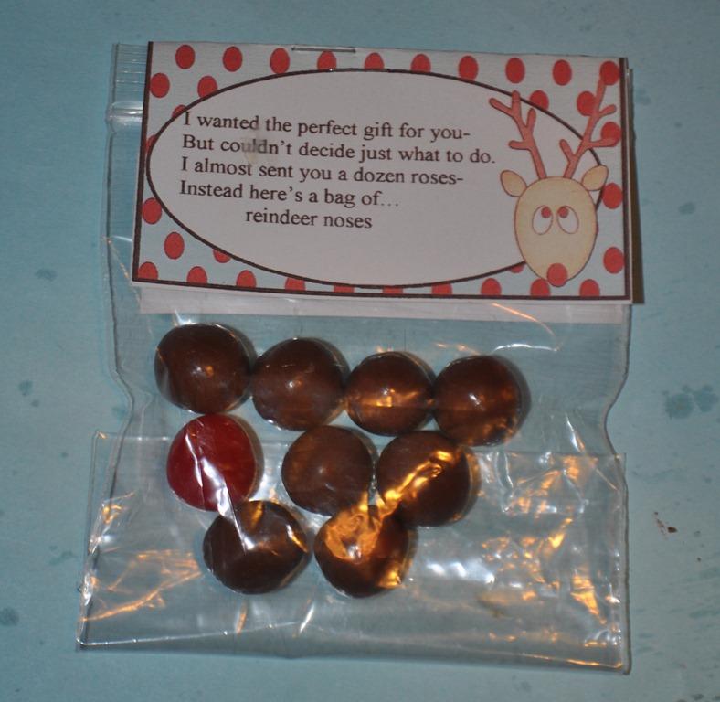 Alfa img - Showing > Reindeer Noses Poem Printable Label
