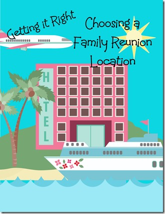 family reunion location blog