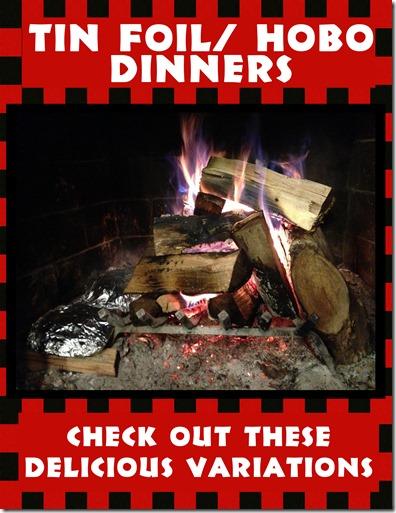 tin foil dinner blog