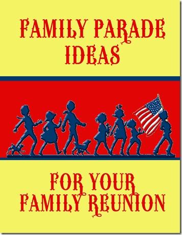 parade blog