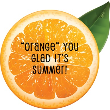 orange blog