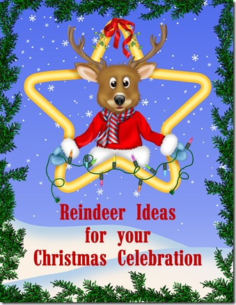 reindeeer party