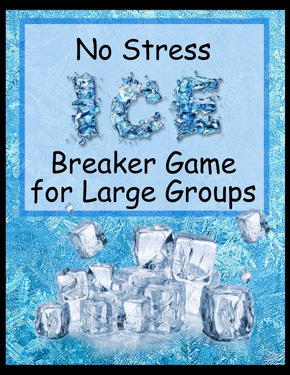 ice breaker games family reunion helper