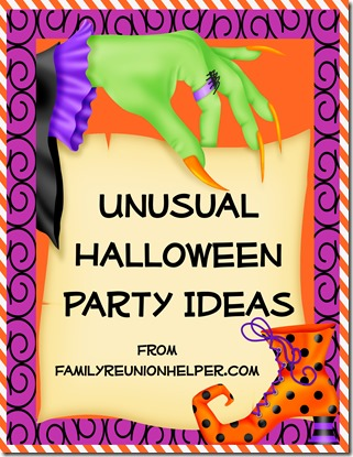 halloween unusual blog