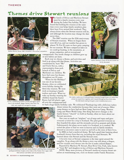 Reunions Magazine